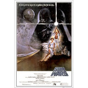 Star Wars Episode IV One Sheet A - Maxi Poster - 61 x 91.5cm