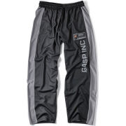 GASP No1 Mesh Pants - Black/Grey