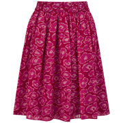 Marc by Marc Jacobs Women's Pompeii Skirt - Red Multi