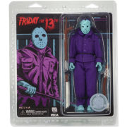 NECA Friday The 13th Clothed Jason Classic Video Game 8 Inch Action Figure