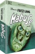 Fritz Lang Mabuse Box