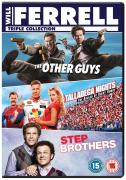 Will Ferrell Box Set: The Other Guys / Step Brothers / Talladega Nights