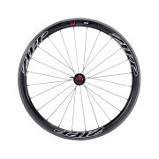 Zipp 202 Firecrest Clincher Rear Wheel - Beyond Black