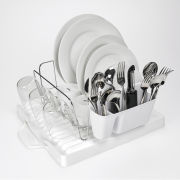 OXO Good Grips 3 Piece SS Dish Rack