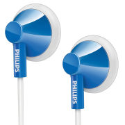 Philips SHE2100BL/28 Earphones - Blue