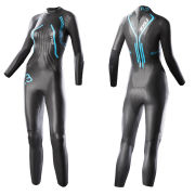 2XU Women's R-3 Race Wetsuit - Black/Blue