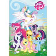 My Little Pony Names - Maxi Poster - 61 x 91.5cm
