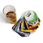 Gentleman's Club Drinking Game Bar Mats