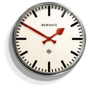 Newgate Putney Chrome Clock (45cm)