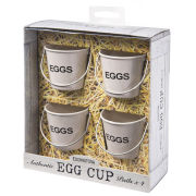 Eddingtons Egg Cup Buckets  - Cream