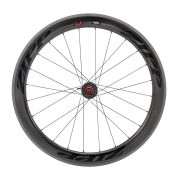 Zipp 404 Firecrest Tubular Rear Wheel 24 Spokes 10/11 Speed SRAM Cassette Body - Black Decal 2015