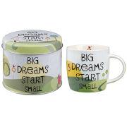 The Good Life Spice Mug Dreams Gift Tin (284ml) - Multi