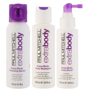 Paul Mitchell Take Home Extra Body Kit (3 Products)