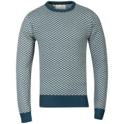 Brave Soul Men's Solar Jumper - Teal