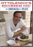 Ottolenghi's Mediterranean Feast and Jerusalem on a Plate