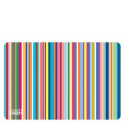 Joseph Joseph FlexiGrip Silicone Chopping Mat - 34 x 24cm - Thin Stripes