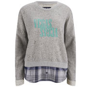 April, May Women's Lychee Sweater - Grey