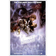 Star Wars Episode V One Sheet - Maxi Poster - 61 x 91.5cm