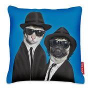 Pets Rock Brothers Cushion