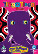 Tinga Tinga Tales: Why Elephant Has a Trunk - Big Face Edition