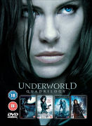 Underworld - 1-4 Box Set