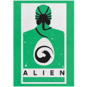Alien - Limited Signed and Numbered Giclee Print