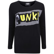 Markus Lupfer Women's Punk Sweater - Black