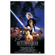 Star Wars Episode VI One Sheet - Maxi Poster - 61 x 91.5cm