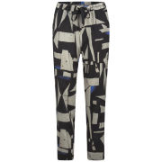 Paul by Paul Smith Women's Batik Printed Trousers - Multi
