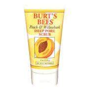 Burt's Bees Peach & Willowbark Deep Pore Scrub (114G)