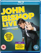 John Bishop Live: Rollercoaster Tour 2012 (Includes UltraViolet Copy)
