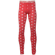Oiler & Boiler Men's Long Johns - Red Star