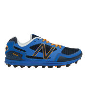 New Balance Men's NBX Minimus Zero Trail V2 Trainers - Blue/Orange