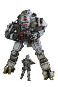 Sideshow Collectibles Titanfall Atlas 1:12 Scale Figure