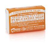 Dr. Bronner Organic Tea Tree Castile Liquid Soap (946ml)