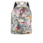 Mi-Pac Gold Bloom Backpack - Multi/White