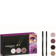 Bellapierre Cosmetics Get the Look Kit Purple Storm