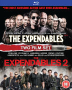 The Expendables 1 en 2