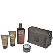 American Crew Luxury Wash Bag