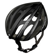 Carrera Razor Road Helmet Matt Black/Silver