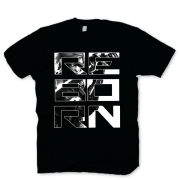 Metal Gear Solid Men's T-Shirt - Rising Reborn - Black