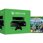 Xbox One Console with Kinect - Includes Kinect Sports Rivals