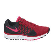 Nike Men's Zoom Vomero 9 Neutral Cushioned Running Shoes - University Red