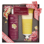 Baylis & Harding Royale Bouquet Grey 2 Piece Gift Set