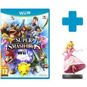 Super Smash Bros. for Wii U + Peach No.2 amiibo