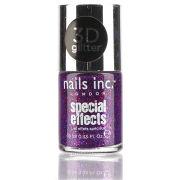 nails inc. Bloomsbury Square 3D Glitter Nail Polish (10ml)