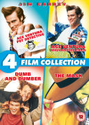 Jim Carrey Quad Collection