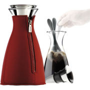 Eva Solo Cafe Solo 1 Litre Coffee Maker with Neoprene Cover - Red
