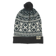 Tokyo Laundry Men's Penda Bobble Hat - Green Gables/Charcoal