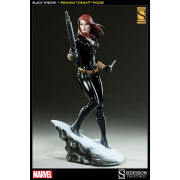 Sideshow Collectibles Marvel Black Widow Natasha Romanova Premium Format Figure